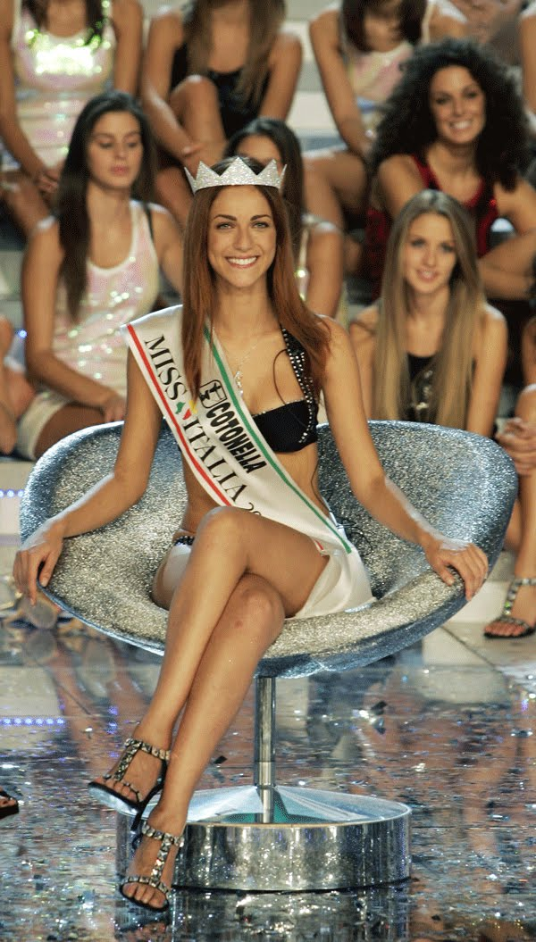 Aurelio Barattini Today Miss Italia Quot Miriam Leone Quot Came