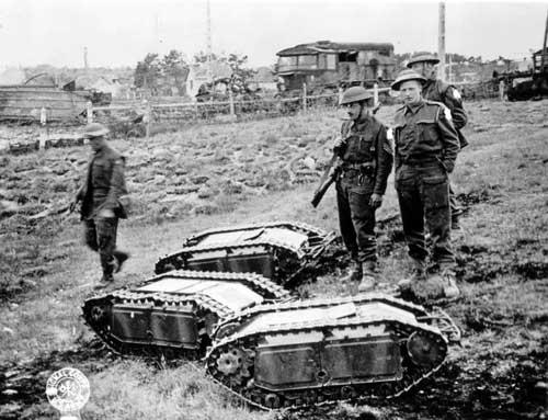 Armas extrañas, curiosas segunda guerra mundial