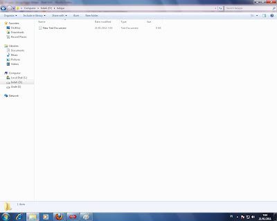 Cara Mempassword Folder Pada Windows 7