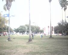 Outra vista do Parque da Redenção