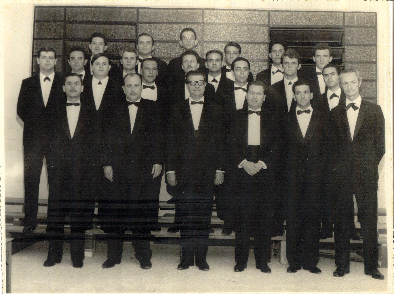 FORMANDOS DE 1968 - ENGENHARIA CIVIL