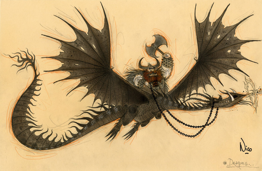 Character Design How To Train Your Dragon : Nicolas marlet on pinterest dreamworks dragons
