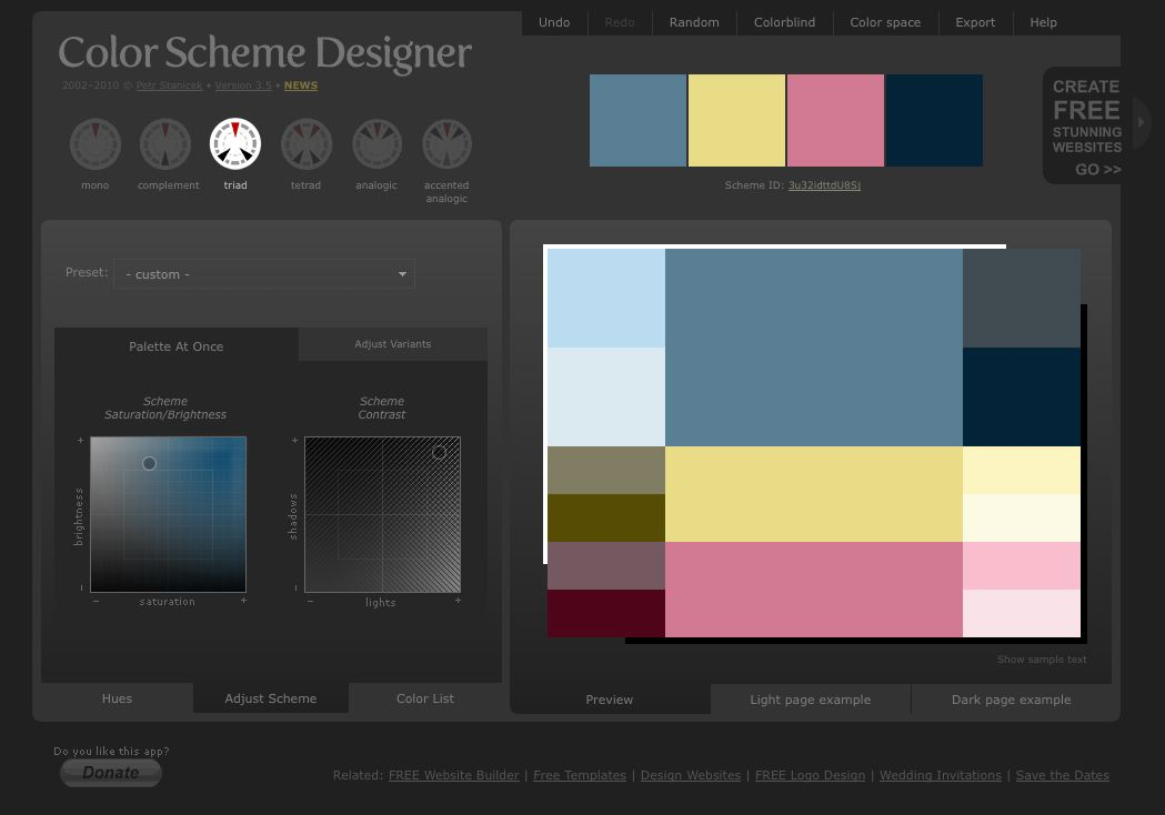 Character Design Color Scheme : Character and creature design notes free color scheme