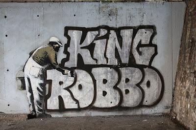 bansky, robbo, street art, vandalizmus