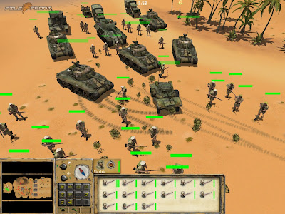 Game Desert Rats vs Afrika Korps PC Free Download 2
