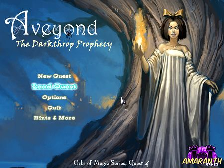 Aveyond The Darkthrop Prophecy iPad iPhone Android Mac & PC Game