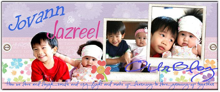 Jovann & Jazreel's Page