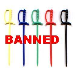 Nanny Bans Swords