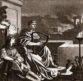 Fiddling Whilst Rome Burns