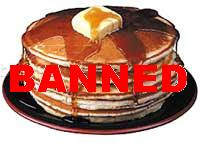Nanny Bans Pancakes Again