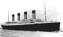 Rearranging The Deckchairs on The Titanic
