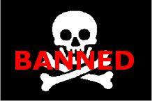 Nanny Bans Pirates