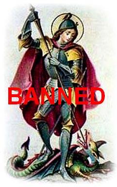 Nanny Bans St George Parade