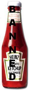 Nanny Bans Ketchup - Again