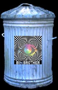 Bin Brother - Wheelie Bin Spies