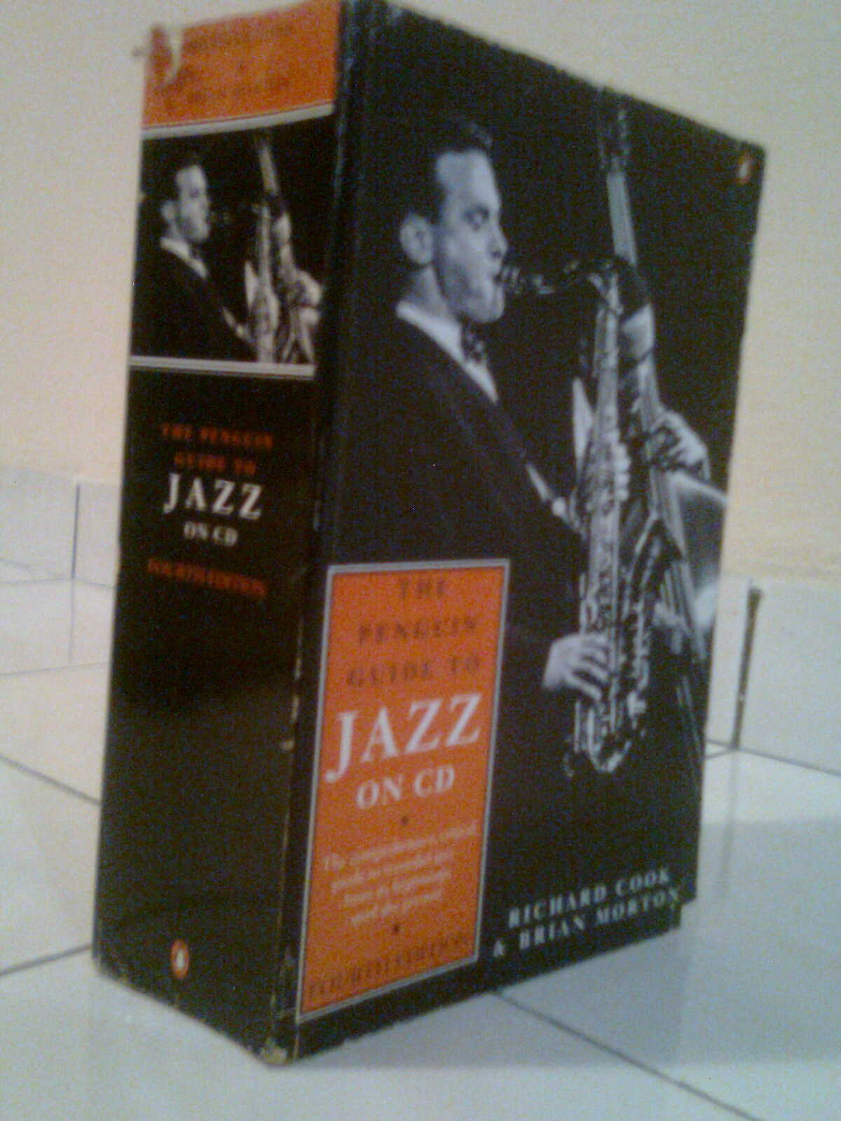 The Penguin Guide to Jazz Recordings - Google Books