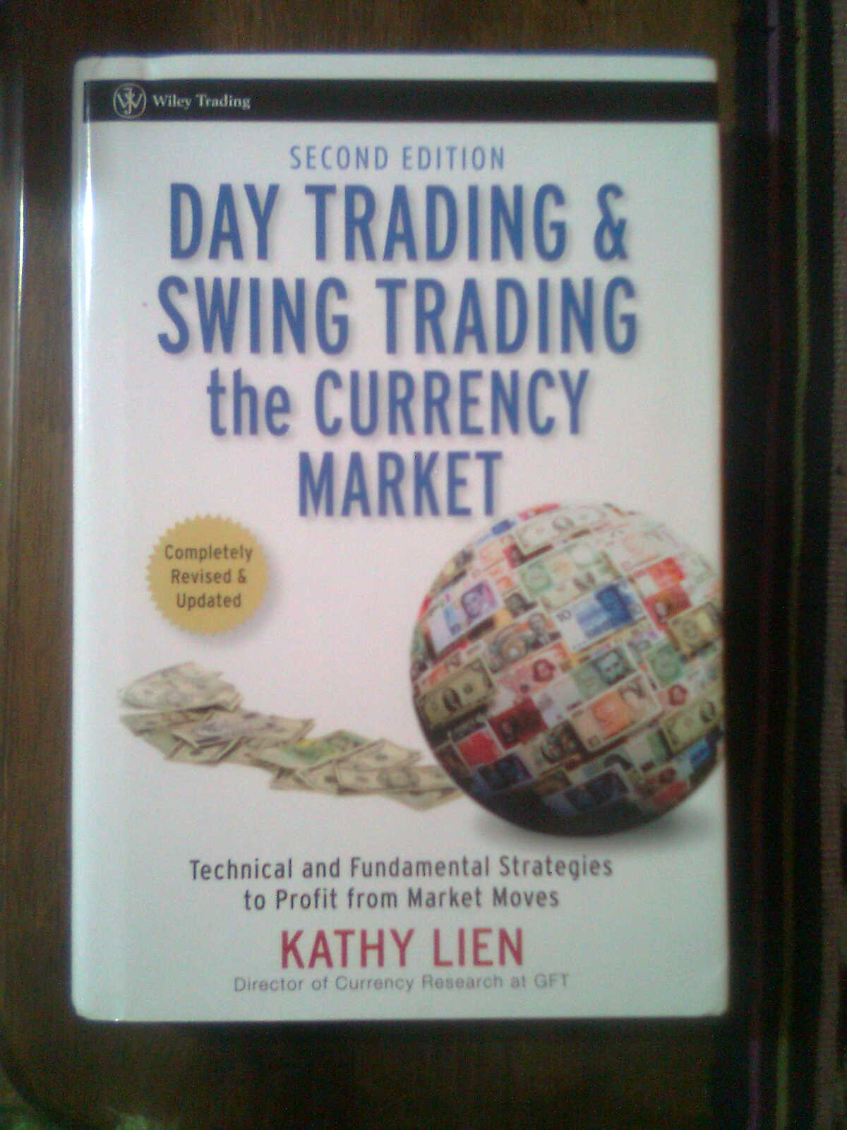 Trading the currency market