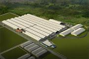 Areal Pabrik Viar