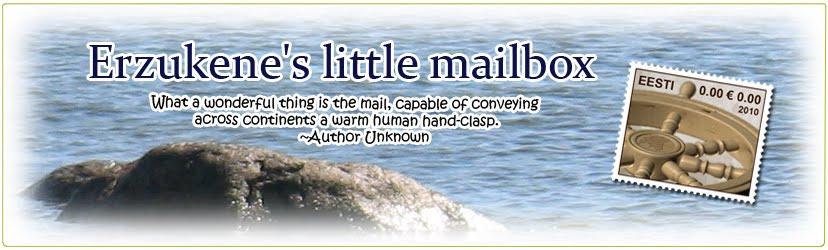 Erzukene's little mailbox