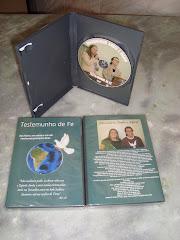 DVD DE TESTEMUNHO