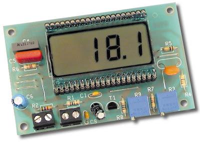 Kty Temperature Sensor Temperaturmessung Mit Kty10