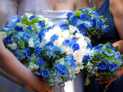 Royal Blue Wedding Bouquets on Wedding Flowers Ideas   Blue Wedding Flowers   B4tea Com