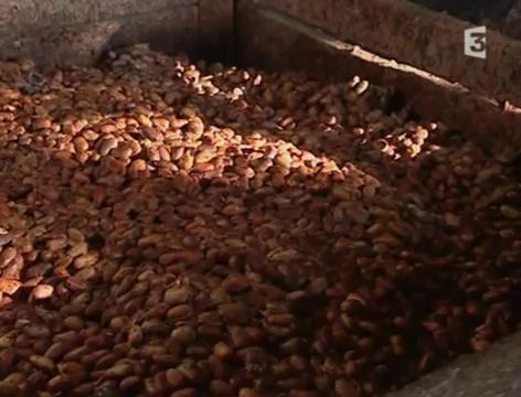 CHOCOLAT: La fabrication du chocolat