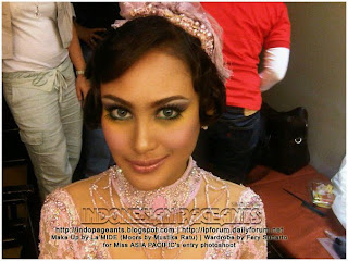 Indonesia on Indonesian Pageants Blog  Miss Indonesia Asia Pacific 2011