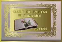 Sêlo Comemorativo  III Aniversário
