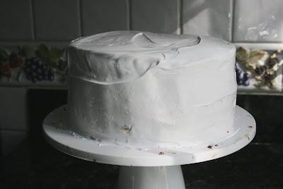 Marmol-Cake