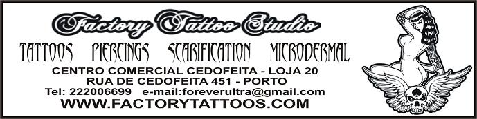 FACTORY TATTOO