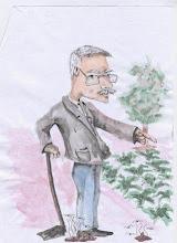 O Jardineiro desaparafusado