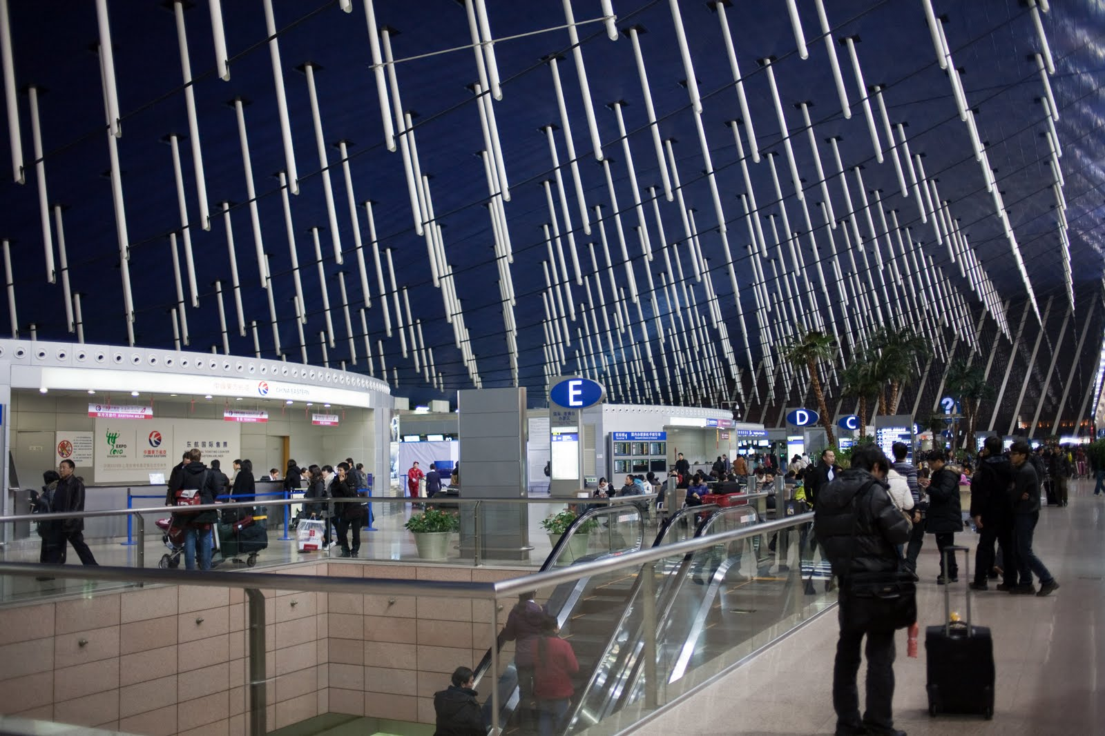 Hotels Near Shanghai Pudong International Airport