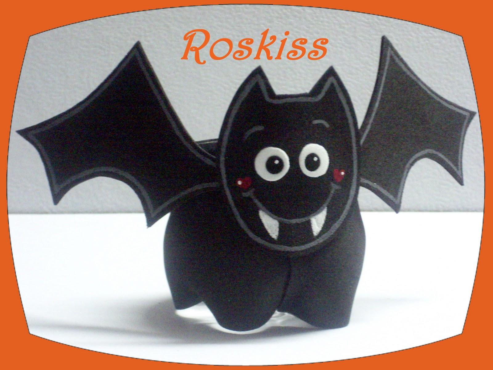 El Atelier de Roskiss: Dulceros reciclados para Halloween