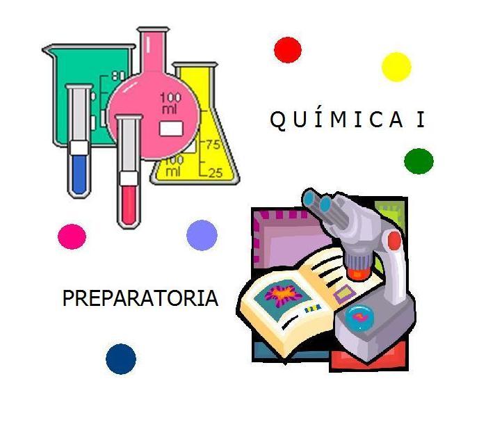 QUIMICA I (PREPARATORIA)