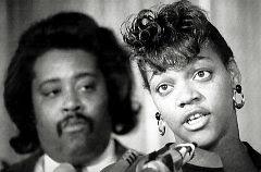 Al Sharpton & Tawana Brawley 1988