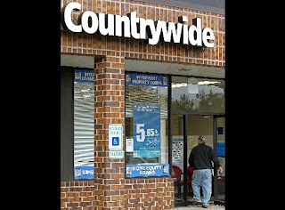 Bank of America buys Countrywide for $4 Billion