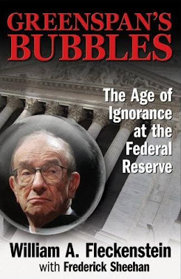 At Amazon.com: Bill Fleckenstein/Fredrick Sheehan - Greenspans Bubbles