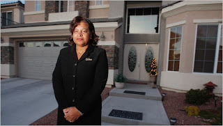 Brenda Harris of North Las Vegas wishes she had taken a traditional fixed-rate loan