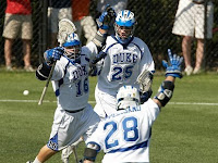 Duke lacrosse going for national championship