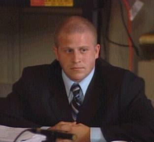 Durham police investigator - Ben Himan
