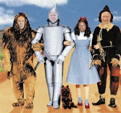 Nifong & Mangum in Oz