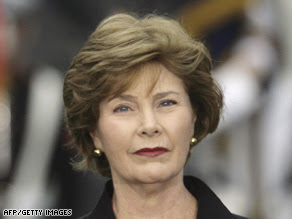 Laura Bush: Stop the Terror in Burma