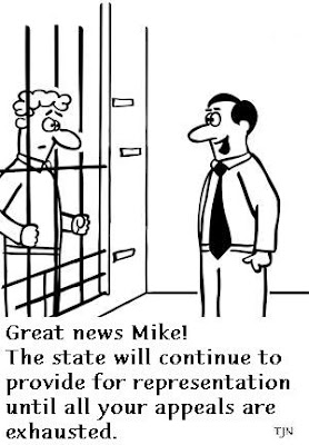 Great News Mike! The state will continue to provide representation