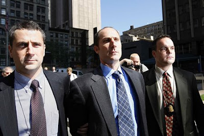 Former Bear Sterns hedge fund manager Matthew Tannin under arrest