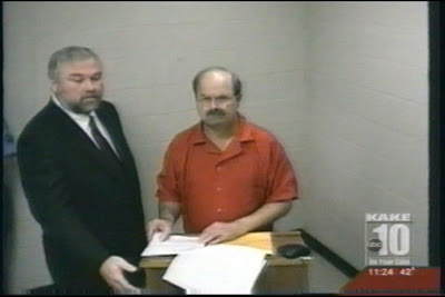 Dennis Rader at his arraignment