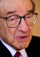 Greenspan Sees Bottom In Housing in first half of 2009