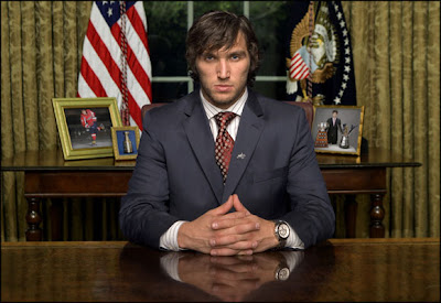 Alexander Ovechkin - a Russian is running Washington hockey