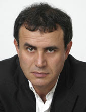 Nouriel Roubini aka Doctor Doom: Hedge Funds In The Microwave
