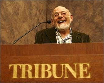 Sam Zell's Tribune Company declares bankruptcy